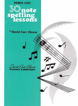 30 Notespelling Lessons, Primer (AL-00-FDL00767)