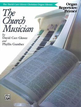 Church Musician Organ Repertoire, Primer (AL-00-FDL00842)