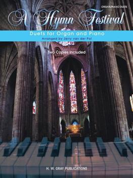 A Hymn Festival: Duets for Organ and Piano (AL-00-GOPDM0302)