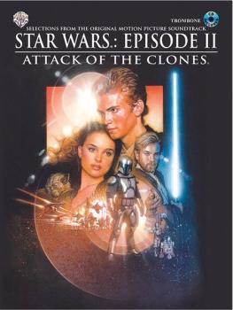<I>Star Wars</I>®: Episode II <I>Attack of the Clones</I> (AL-00-IFM0215CD)