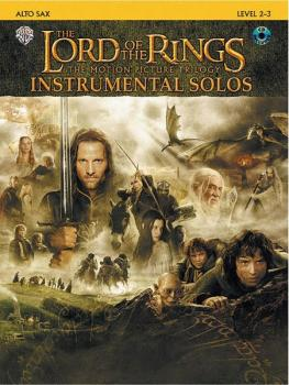 <I>The Lord of the Rings</I> Instrumental Solos (AL-00-IFM0406CD)