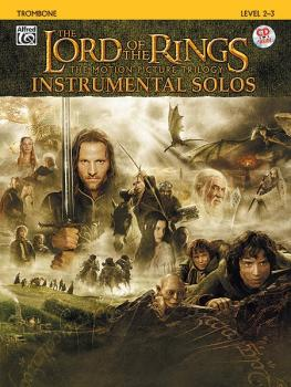 <I>The Lord of the Rings</I> Instrumental Solos (AL-00-IFM0410CD)