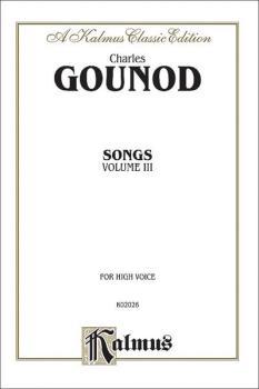 Songs, Volume III (AL-00-K02026)