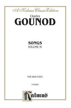 Songs, Volume IV (AL-00-K02029)