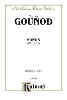 Songs, Volume IV (AL-00-K02030)