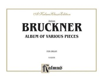 Album of Various Pieces: Including Preludes, Postludes, and Transcript (AL-00-K02036)