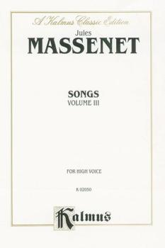 Songs, Volume III (AL-00-K02050)