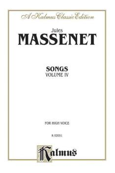 Songs, Volume IV (AL-00-K02051)