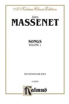 Songs, Volume I (AL-00-K02056)