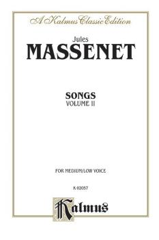 Songs, Volume II (AL-00-K02057)
