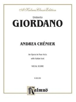 Andrea Chenier (AL-00-K02130)