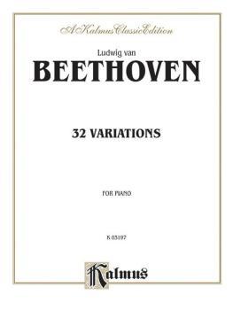 32 Variations (AL-00-K03197)