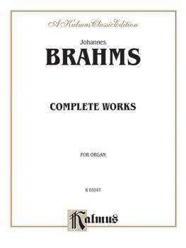 Complete Organ Works (AL-00-K03247)