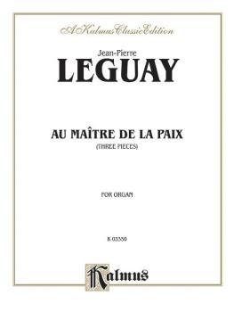 Au Maitre De La Paix (AL-00-K03350)