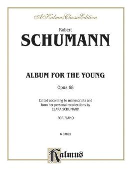 Album for the Young, Opus 68 (AL-00-K03895)