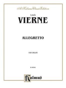 Allegretto for Organ (AL-00-K04041)