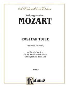 Cosi Fan Tutte (AL-00-K06318)