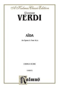 Aïda: An Opera in Four Acts (AL-00-K06475)