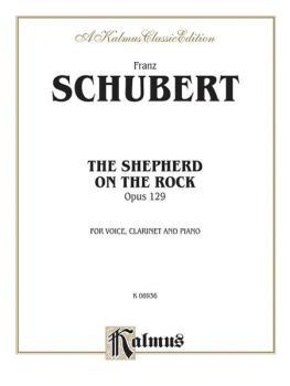 The Shepherd on the Rock (Der Hirt auf dem Felsen), Opus 129 (AL-00-K06936)