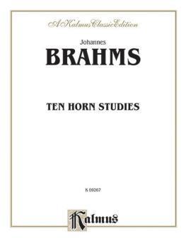 Ten Horn Studies, Opus Posthumous (AL-00-K09267)