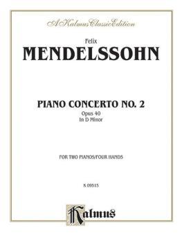 Piano Concerto No. 2 in D Minor, Opus 40 (AL-00-K09515)