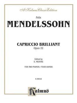 Capriccio Brillante, Opus 22 (AL-00-K09518)