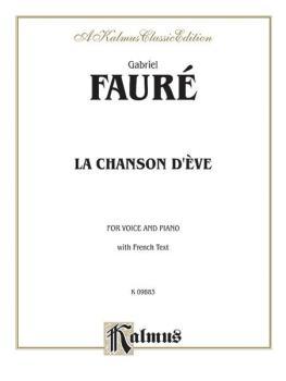 La Chanson D'Eve (AL-00-K09883)