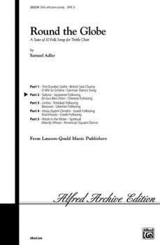 'Round the Globe (Part 2) (AL-00-LG52514)