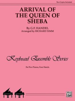 Arrival of the Queen of Sheba (AL-00-PA9505)