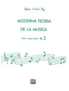 Moderna Teoría de la Música, Libro 2 (AL-00-S0013OPX)