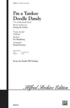 (I'm a) Yankee Doodle Dandy (AL-00-SV98112)