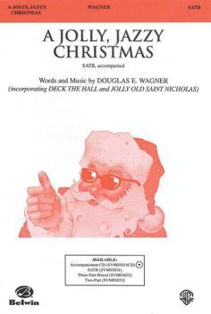 A Jolly, Jazzy Christmas (AL-00-SVM03031)