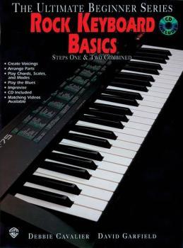 Ultimate Beginner Series: Rock Keyboard Basics (AL-00-UBSBK201CD)