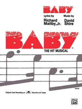 Baby: Vocal Selections (AL-00-VAL2012A)