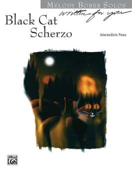 Black Cat Scherzo (AL-00-W9043)