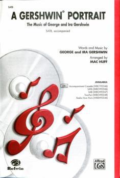 A Gershwin Portrait!: The Music of George and Ira Gershwin (AL-00-WBCH93346)