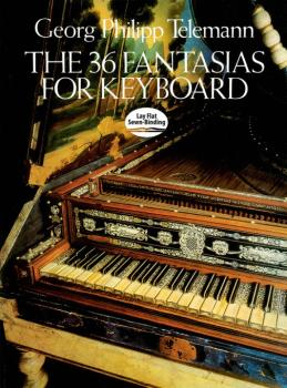 36 Fantasias for Keyboard (AL-06-253651)