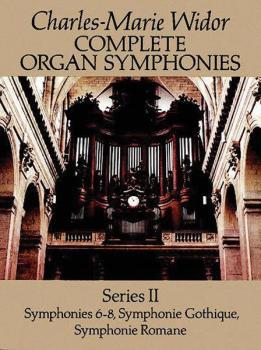 Complete Organ Symphonies, Series II (AL-06-266923)
