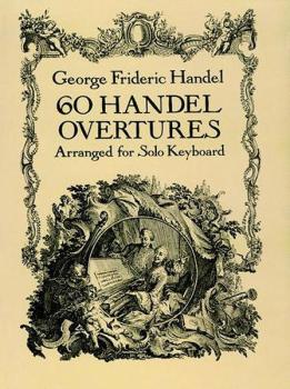 60 Handel Overtures (AL-06-277445)