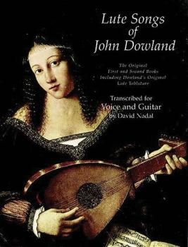Lute Songs of John Dowland: First and Second Books (AL-06-29935X)