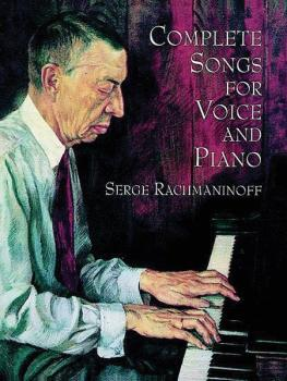 Complete Songs for Voice and Piano (AL-06-401952)