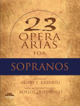 23 Opera Arias for Sopranos (AL-06-497496)