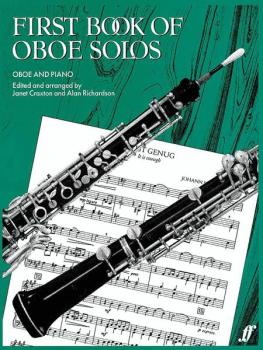 First Book of Oboe Solos (AL-12-0571503721)