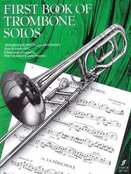 First Book of Trombone Solos (AL-12-0571510833)