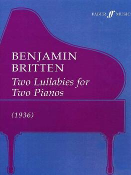 Two Lullabys for Two Pianos (1936) (AL-12-0571511619)