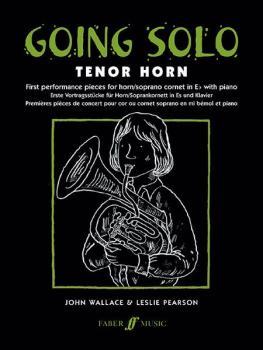 Going Solo: Tenor Horn (AL-12-057151426X)