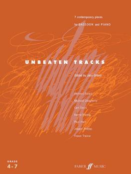 Unbeaten Tracks for Bassoon (AL-12-0571520049)