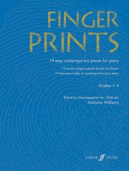 Fingerprints for Piano, Grades 1-4 (AL-12-0571520901)