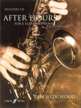 After Hours for E-flat Alto Saxophone and Piano (AL-12-0571522661)