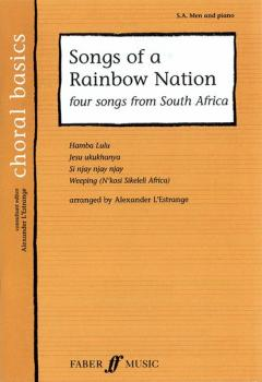 Songs of a Rainbow Nation: Four Songs from South Africa (AL-12-0571523382)